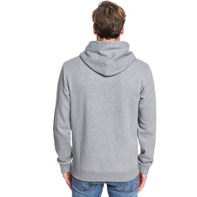 Quiksilver Emboss Capuche Homme, medium grey heather
